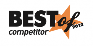 Best of Competitor 2012