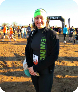 12 miles of running plus 21 obstacles