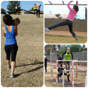 Tough Mudder Arizona Training