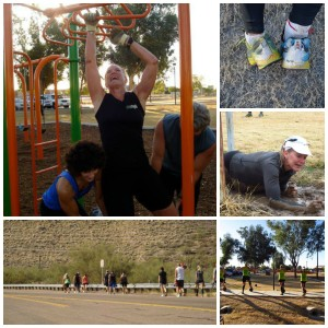 Mudder Team Training