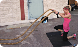 Muscle Rope Exercise