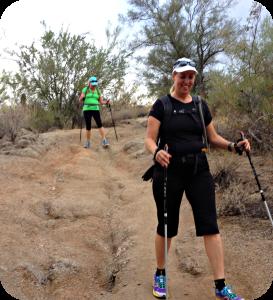 Trekking Training for Catalina Trail