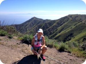 Running Catalina Trails