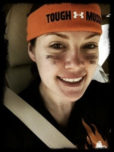Tough Mudder Kristina