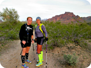 Trail Run TRW Mesa AZ