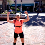 Catalina Trail Run Finish
